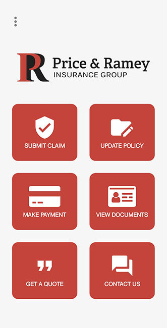 P&R App Screenshot 1