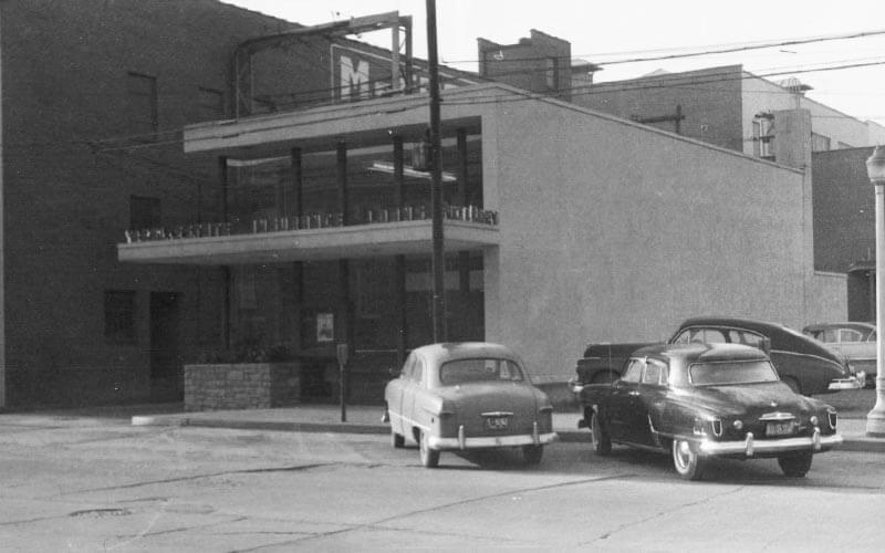 P&R Office 1950